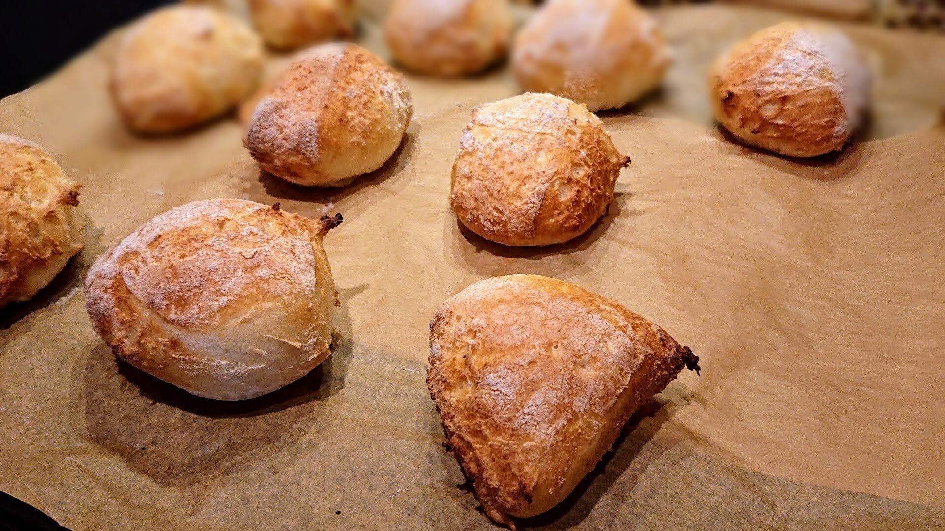 glutenfritt bröd jäsa över natten